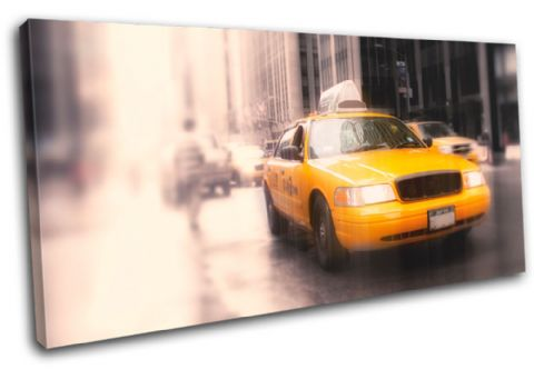 New York Taxi Cab NYC City - 13-1377(00B)-SG21-LO
